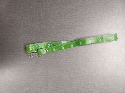 Picture of Handmade Measuring Tape Lanyard