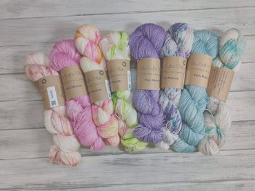 Picture for category Hand Dyed Yarn