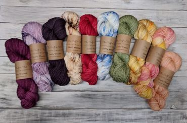 Picture for category Worsted/Aran