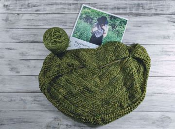 Picture of Day Dreamer Shawl Kit