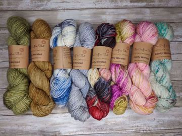 Picture of Comfy Worsted
